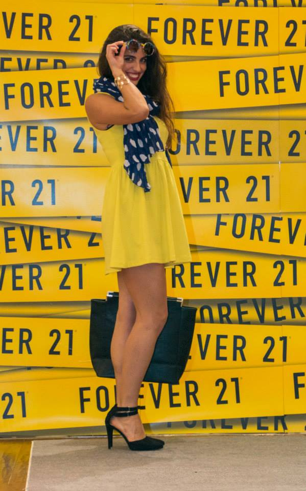 FLC Models & Talents - Print Campaigns - Get Glam at Forever 21 FS