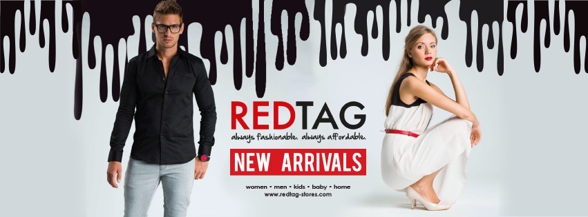 FLC Models & Talents - Print Campaigns - 2014 Red Tag New Arrival Campaign