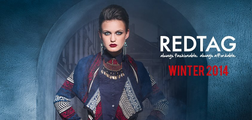 FLC Models & Talents - Print Campaigns - 2014 Red Tag Winter